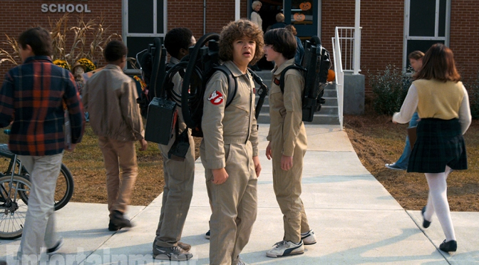 New Photos From STRANGER THINGS Season Two
