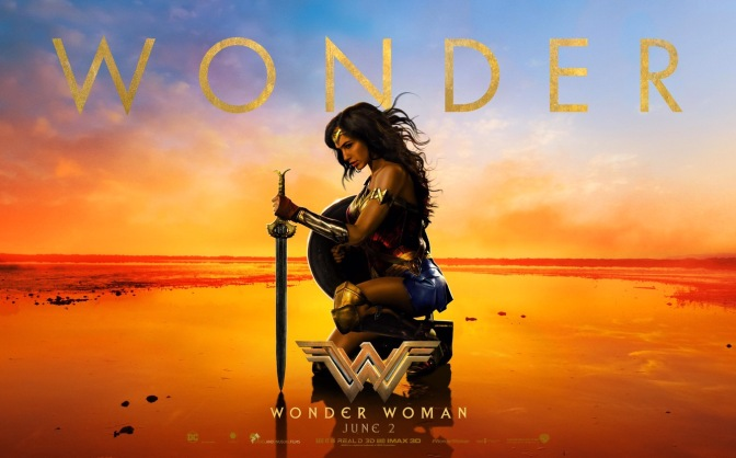 New WONDER WOMAN Trailer Released