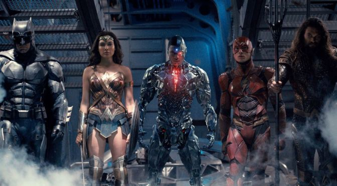 The New JUSTICE LEAGUE Trailer Is HERE