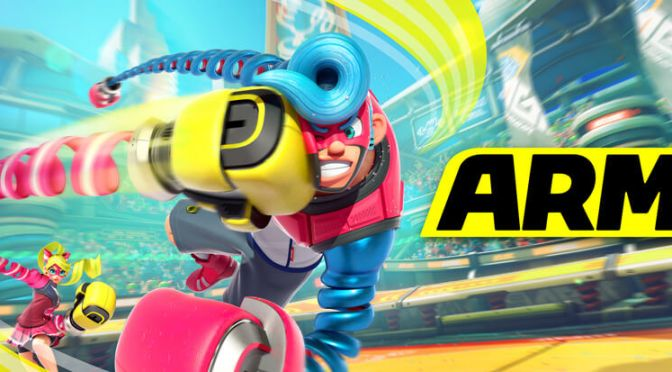 I'm Excited For Arms On The Nintendo Switch