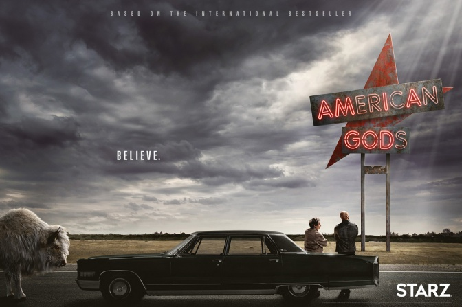 American Gods Premiering April 30th