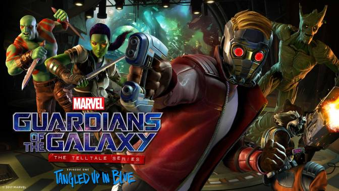 Are You Interested in Marvel's Guardians of the Galaxy: The Telltale Series?