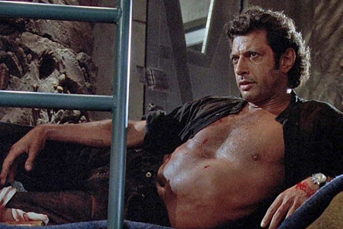 Goldblum Is BACK For Jurassic World 2.