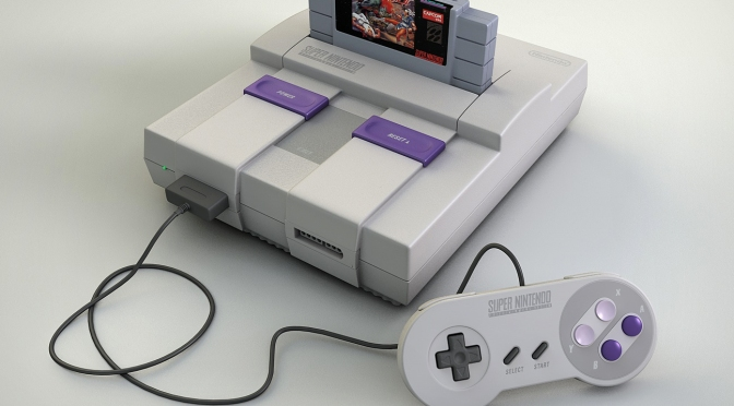 Will you be buying the SNES Classic Mini this Christmas?