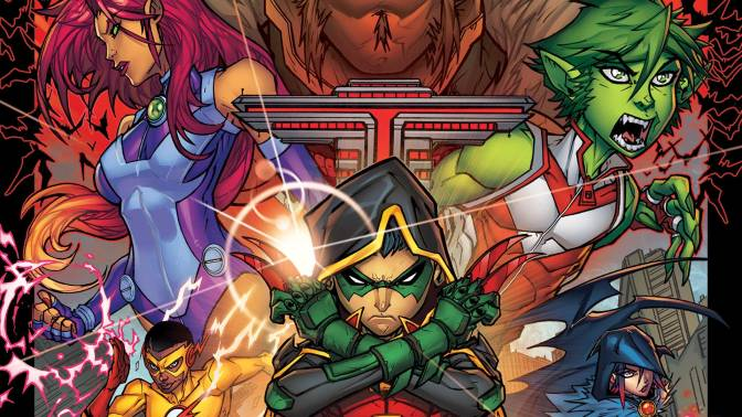 Live-Action TEEN TITANS Coming In 2018