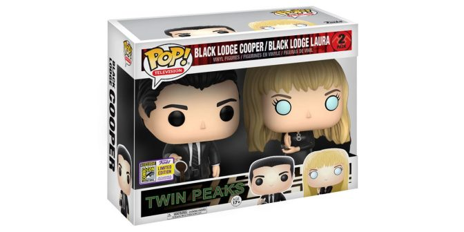 New Twin Peaks Funko Two-Pack Debuting At San Diego Comic-Con 2017
