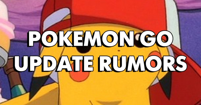 Rumor: Pokemon GO – What's Coming Next?