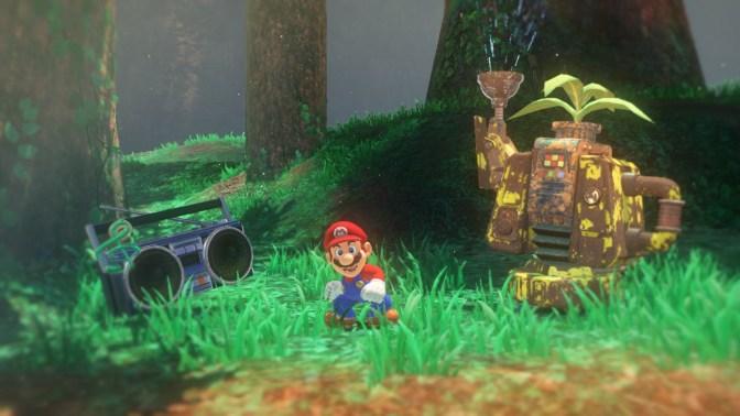 Super Mario Odyssey Just Days Away