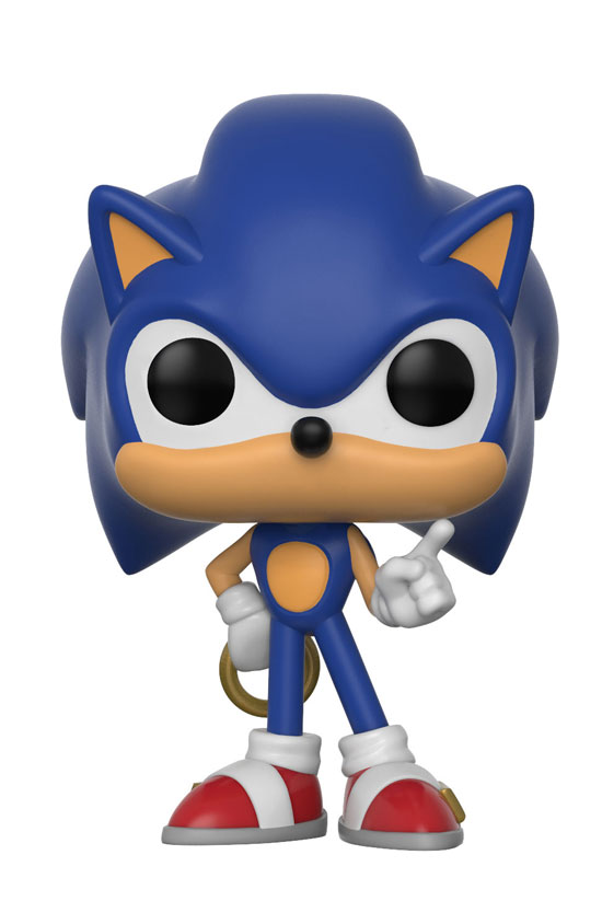 New SONIC Funkos Coming This December!