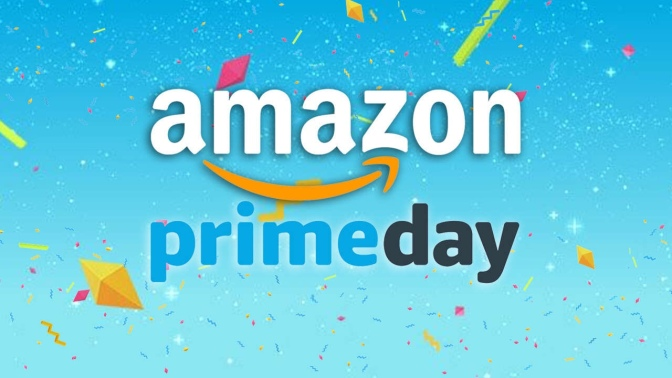 Prime day has begun!