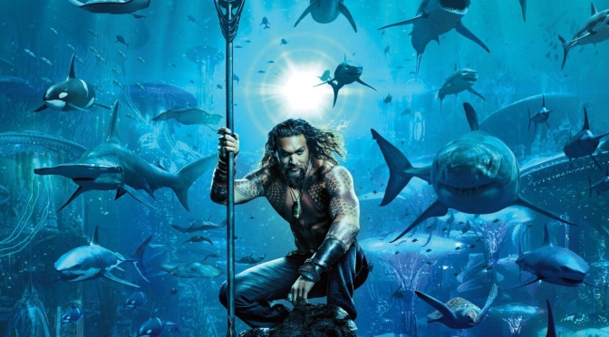 New Poster For Upcoming Aquaman Movie Revealed