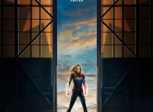 Captain Marvel Official Trailer Released!