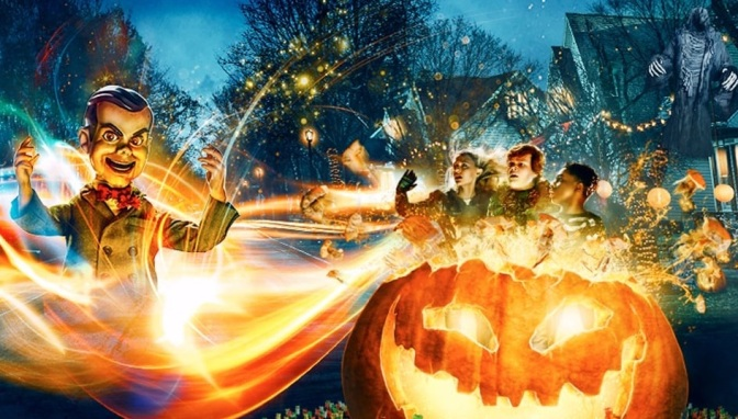 Goosebumps 2: Not Too Goosebumps?