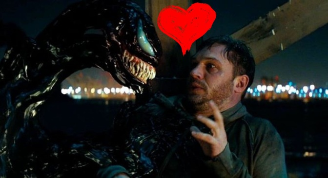 Venom, Anti-Heromantic